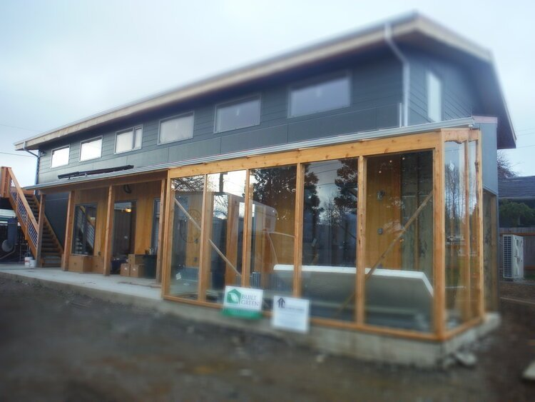 Our Bellingham Power House Takes Shape