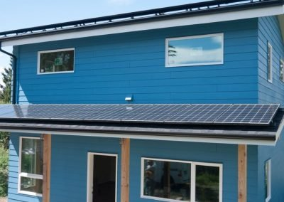 Bellingham Affordable Net-Positive Home