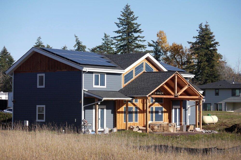 Whatcom County Net Positive Home