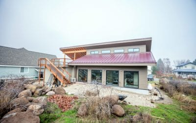 Leavenworth Passive House Is for Sale