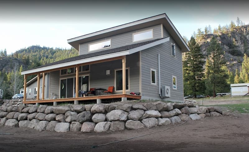 Massey Zero Energy Home