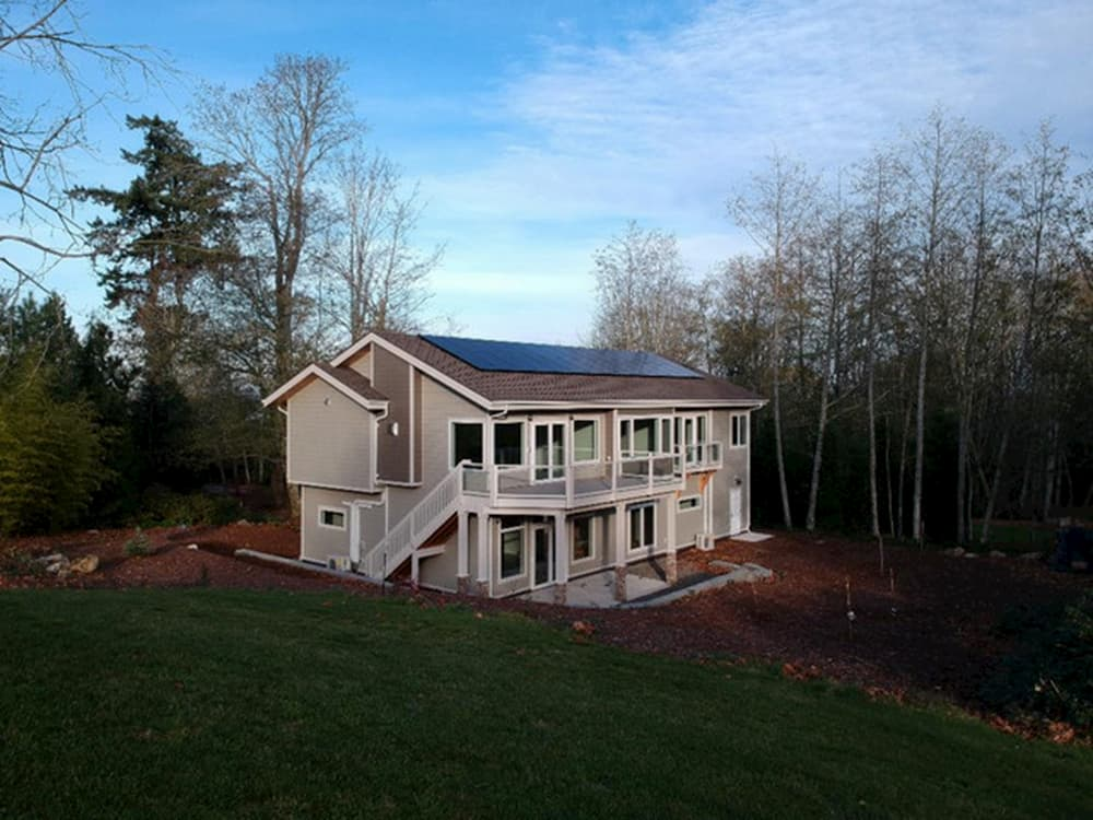 Whatcom County Home Built by TCL