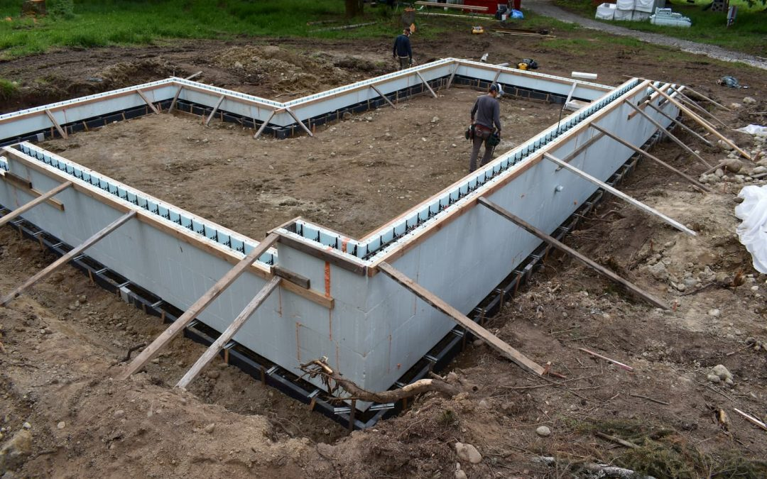 The Benefits of Insulated Concrete Forms (ICF) Foundations