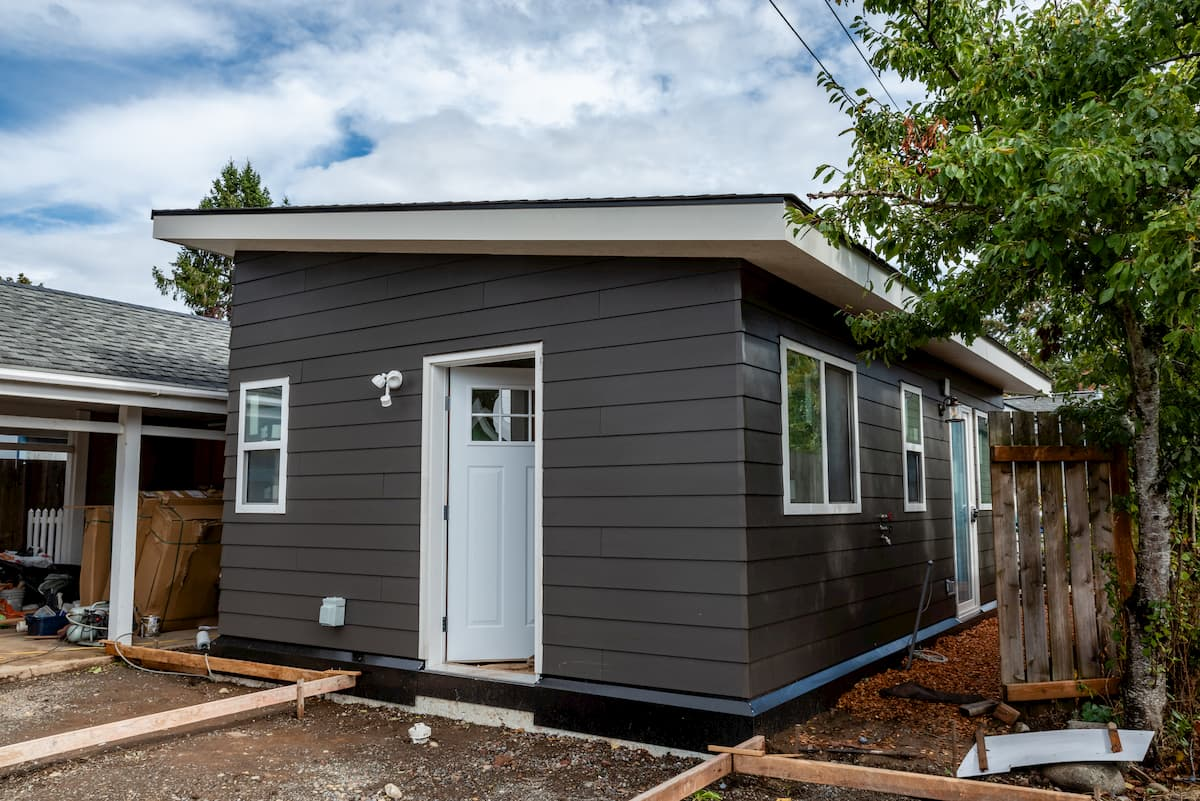 Morales Utility Shed Exterior