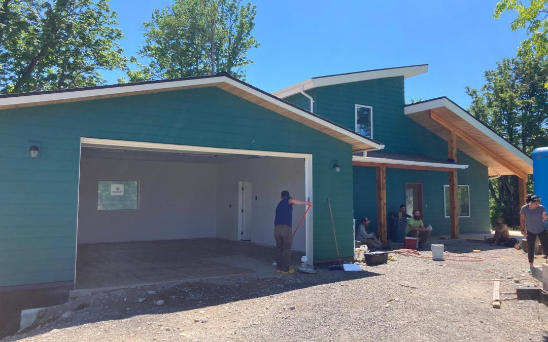 Welcome New TC Family & House-in-a-Hollow Net Zero House Wrap-Up